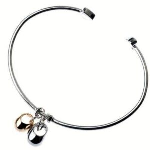 Fine Bracelet with Charms
